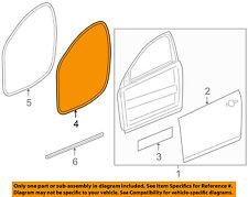 Chevrolet GM OEM 11-15 Cruze Front Door-Weatherstrip Seal Right 95021341