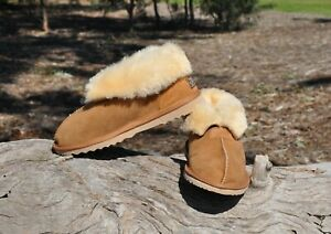 Ugg Slippers boots Ladies Australian Hand Crafted Merino Sheepskin