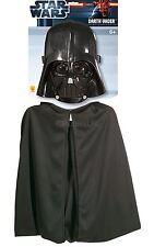 Star Wars - Darth Vader Child Mask & Cape