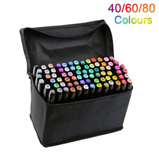 Artist Necessary Graphic Marker Pen Double Ended Finecolour Sketch Marker Broad