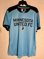 Adidas MLS Jersey Minnesota United FC Team Light Blue sz M