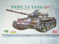 Kitech ZhengDefu 513 1/48 Japanese Type 74 Main Battle Tank