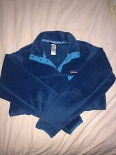 patagonia retool snap-t pullover womens medium