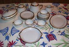 Vintage 21 Pc Noritake Morimura Childs Dish Tea Set Casserole Platters Teapot +