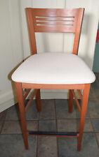 High back Effezeta  breakfast bar chair