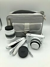 Nikon 22002574 J1 Lens Set Interchangeable-Lens Camera (bag included)