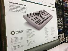Elektron Analog Four MKII 4 Voice Synthesizer Synth module , in box   //ARMENS