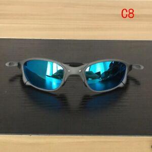 2020 X-Metal Juliet Cyclops Sunglasses Ruby Polarized UV400 Cycling Bike Glasses