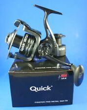 DAM Quick Fighter Pro Metal 340FD 2+1bb 5.2:1 Front Drag Fishing Reel