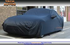 Aston Martin V8 1969 to 1989 Car Cover Indoor Premium Black Satin Finish Luxor