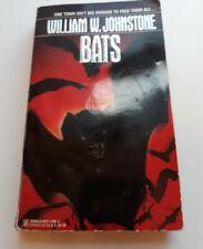 William Johnstone - Bats