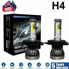 Upgrade H4 9003 72W 120000LM LED Headlight kit Lamp Bulbs Globes High Low Beam