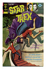 Star Trek #40 (Gold Key) FN7.4