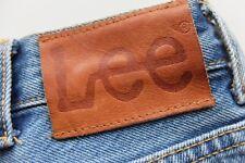 Vintage LEE Brooklyn Comfort Jeans | W36 L32 | Blue denim | Classic straight