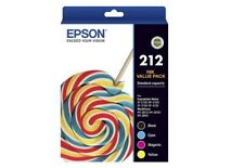 Epson Genuine 212 Ink Cartridges OR 4 Colour Value Ink Pack