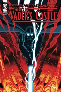 Star Wars Adventures Ghost Vaders Castle #5 (Of 5) Cover B