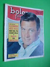 Bolero 1962 813 Rock Hudson Warner Bagheri Eleonora Rossi Dragon