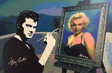 """""""On the Veranda"""" Giclée on Canvas by Tony Curtis"""