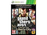 Grand Theft Auto 4 - GTA IV Complete �dition pour Xbox 360