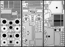 Scale Motorsport # 8085 1/12 Enzo Ferrari Photo-Etch Detail for Tamiya 12047