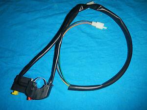 Kawasaki Kill Switch Starter or Horn 250 305 440 454 550 650 700 750 1000 1100
