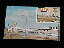 Vintage Postcard, NAPANEE, ONTARIO, ON, CANADA, The Canuck Restaurant, Hwy 401