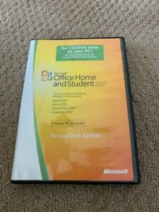 2007 Office Home and Student At least 1 license still available