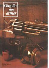 GAZETTE DES ARMES N°44 A.B.C DU RECHARGEMENT/HIGH STANDARD VICTOR/ARC D'ULYSSE