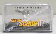 Star Trek: Orig Series RECALLED PROMO 1701 Model from Mattell for Sceneit Game!