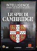 Intelligence storia dei servizi segreti - Le spie di Cambridge - DVD D044045