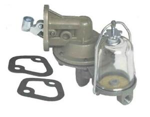 Carter Mechanical for Ford Flathead V8 Fuel Pump With Fuel Filter FMM826