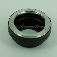 For Contax Yashica CO/Y C/Y CY Mount Lens to Nikon 1 Camera Adapter Ring J4 J5