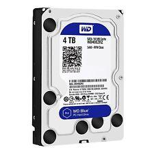 HARD DISK 3,5 WESTERN DIGITAL CAVIAR BLU 4TB SATA3 64MB 4000GB WD40EZRZ 5400rpm