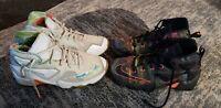 """Nike Lebron 13 """"Philosophy"""" & """"Christmas"""" size 5Y 🔥🔥🔥"""
