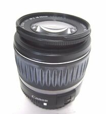 Canon Zoom Lens Ef-S 18-55mm F 3.5 - 5.6 II Camera Lens