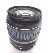 Canon Zoom Lens Ef-S 18-55mm F 3.5 - 5.6 II Camera Lens