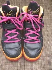 fbcec56a88e17 AIR JORDAN FLIGHT BASKETBALL SHOES SIZE 7Y-GREAT USED CONDITION-TAKE A LOOK!