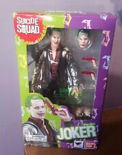 Suicide Squad The Joker Jared Leto S.H. Figuarts Bandai
