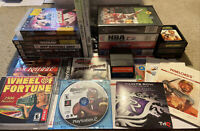 Mixed Video Game Lot- Multiple Systems- Inventory Clearance Sale!- Games & More!
