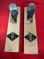 Japanese Kiwa Kanna Rabbet Plane left & right Set 36mm 1.42 in Carpentry tool