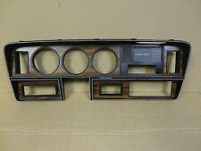 81-93 Dodge Ram Pickup Truck Ramcharger Speedometer Dash Gauge Bezel Overlay