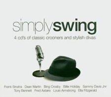 Simply Album Compilation Jazz Music CDs