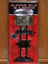 Alpine SL2 Soft Loc 5 Arrow Bow Quiver-Max1 XT Camo-Mathews,Hoyt, Bowtech, Elite