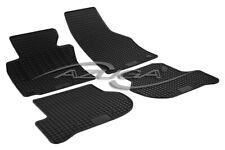 Gummimatten für VW Golf 5/6 V VI 2003-2013 Gummi-Fußmatten mit Clips Automatten