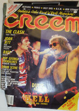 Creem Magazine Michael Jackson & David Lee Roth October 1984 010215R