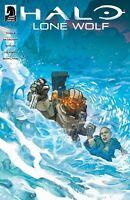Halo Lone Wolf #3  Dark Horse Comic 1st Print 2019 unread NM