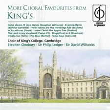 Cambridge Kings College Choir - More Choral Favourites from Kings [CD]