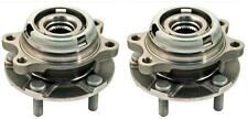 (2) PT513310 Wheel Bearing and Hub Assembly 03-07 Murano 04-09 Quest