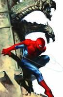 AMAZING SPIDER-MAN #1 DELL'OTTO 2 PACK VARIANT MARVEL COMICS 2018 NICK SPENCER