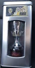 ## RICHMOND TIGERS 2017 AFL PREMIERSHIP CUP IN COLLECTOR'S TIN COTCHIN MARTIN ##